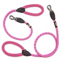 Comfort Rope Dog Lead – Pink