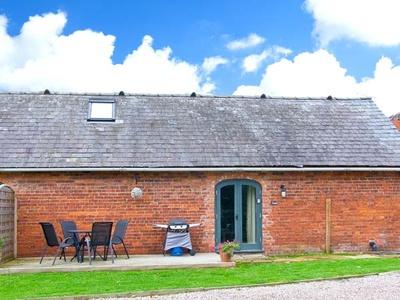 Chestnut Cottage, Shropshire, Ellesmere