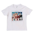 Corgi & Crown Jewels T-Shirt White