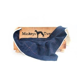 Liberty Tweed Dog Blanket