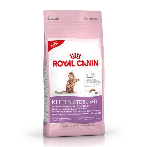 Kitten Sterilised Cat Food