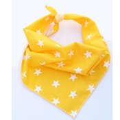Pet Pooch Boutique - Yellow Star Dog Bandana