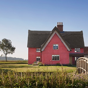 <strong>Wilderness Reserve, Suffolk:</strong> These beautiful properties are set within 5,000 acres of land!
