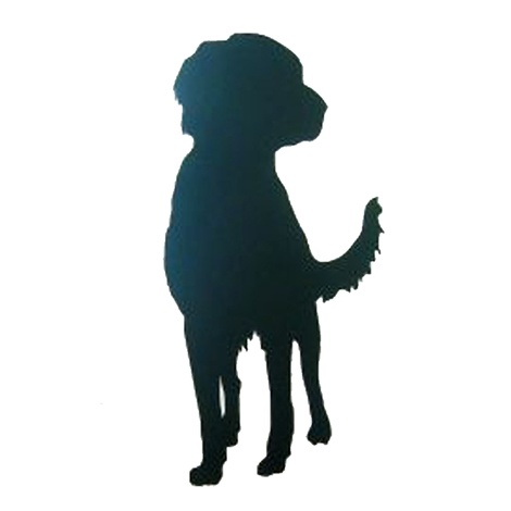 Retriever No.1 Wall Sticker