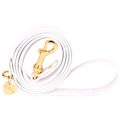 Chihuy - White and Gold Luxury Leather Lead