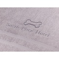 Personalised Towel – Grey (Pack of 10) 2