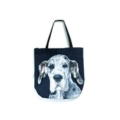 DekumDekum - Abby the Great Dane Dog Bag