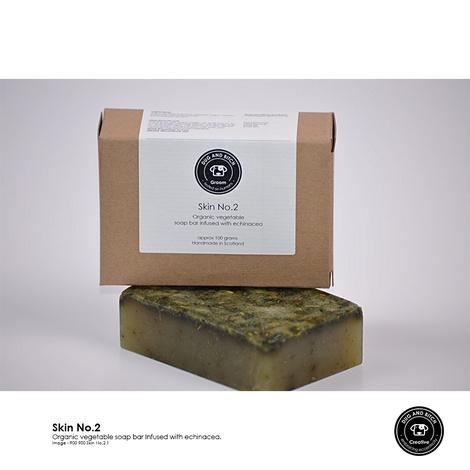 Skin No.2 Dog Soap Bar