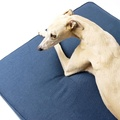 The GRWE Big Memory Foam Dog Bed - Navy 6