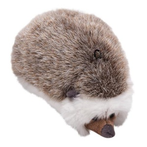 Fluff & Tuff Plush Dog Toy – Harriet the Hedgehog