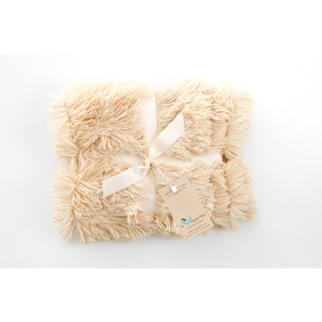 Shaggy Pet Blanket - Camel 2