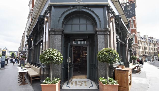The Newman Street Tavern