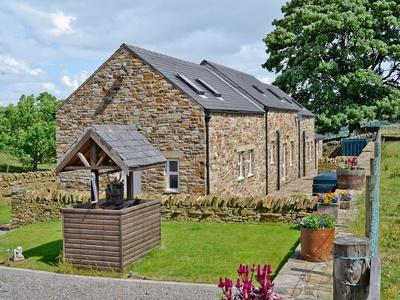 The Wallaces, Northumberland, Slaggyford