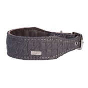 DO&G - DO&G Silk Expressions Dog Collar - Grey