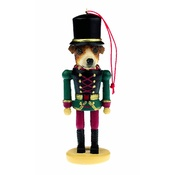 NFP - Jack Russell Nutcracker Soldier Ornament