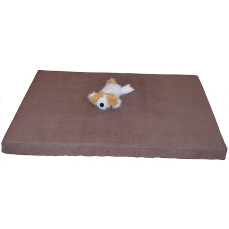 Foam Dog Bed - Nutmeg