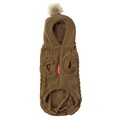 Cable Knit Dog Hoody – Coco 2