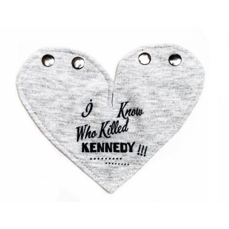 Kennedy Dog Bandana Collar 2