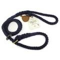 Rope Slip Lead - True Blue