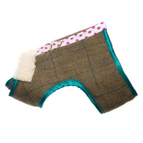 Caprice Tweed Harness
