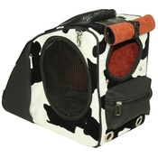 Zu & Lu - Zoe Cow Pet Carrier