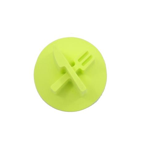 FelliPet Utensils Slow-Feeder Insert for Bowls – Lime 2