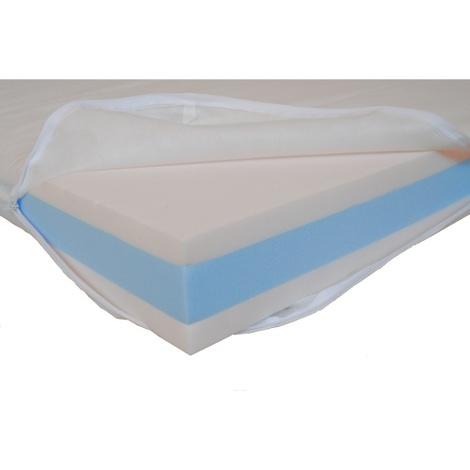 Foam Dog Bed - Sage 4