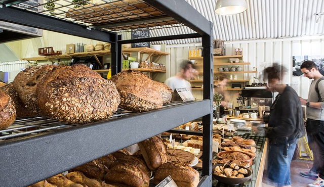 The E5 Bakehouse London 8