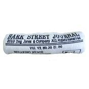 Dog Diggin Designs - Bark Street Journal Squeaky Dog Toy