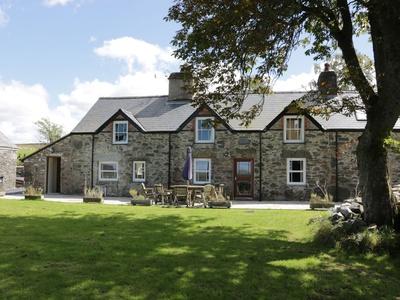 Farmhouse, Conwy, Betws-y-Coed