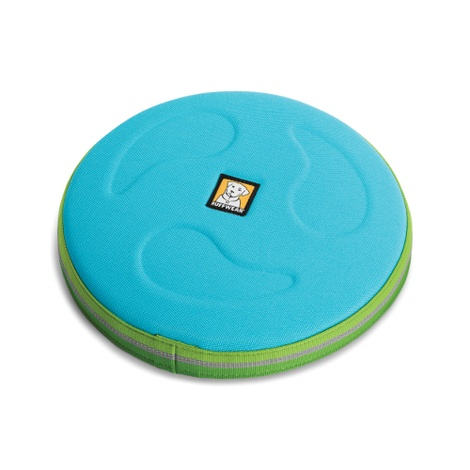 Hover Craft Dog Toy - Blue Atoll