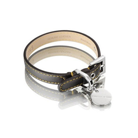 Sailor Dog Collar - Yellow
