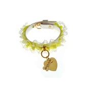 Dog & Dolls - Lemon Dog Collar
