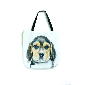 Charlotte the Beagle Puppy Dog Bag