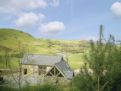 Polly's Cottage, Powys, Penybont