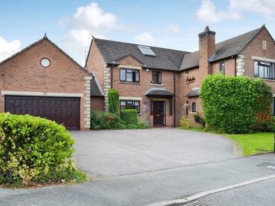 Ayuda House, Cheshire, Macclesfield