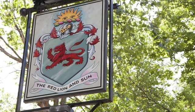 The Red Lion & Sun 2