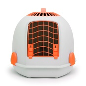 Igloo - 'The Igloo' for Cats - Sunset Orange