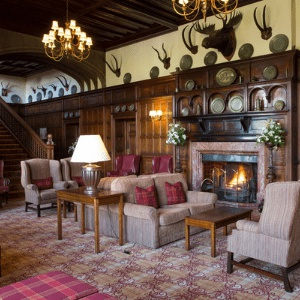 <strong>Armathwaite Hall, Lake District </strong> Gorgeous country house hotel and spa set on the shores of the beautiful Bassenthwaite Lake.