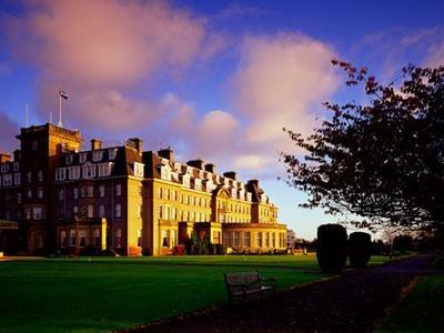 Gleneagles Hotel, Perthshire, Auchterarder