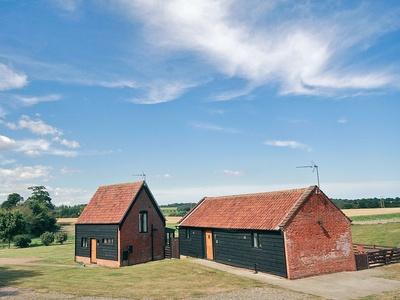 Carol's Cottage, Suffolk, Wenhaston