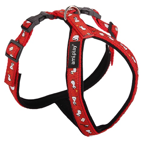 Ami Play Wink Grand Soft Harness - Red