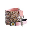 Leopard LED Dog Lead 2