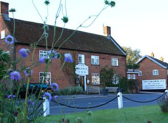 The Westleton Crown, Suffolk