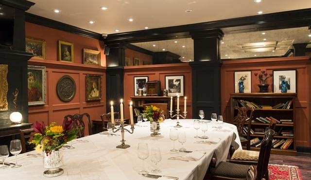 L'Escargot London 4