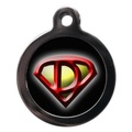 Superdog Pet ID Tag