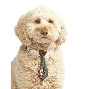 Pet Pooch Boutique - Green Gnomes Dog Tie