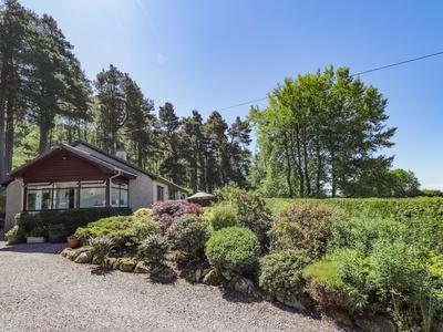 Culreach Lodge, Highland, Grantown-on-Spey