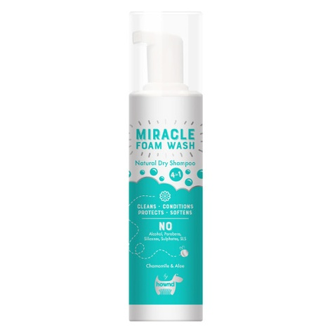 Miracle Natural Dry Foam Shampoo