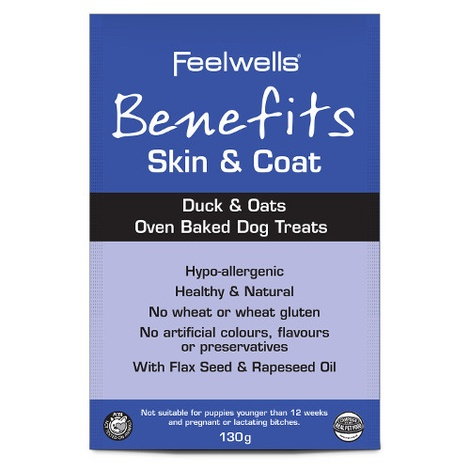 Benefits Treats - Skin & Coat